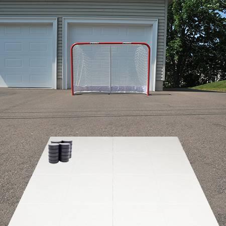 Eishockey Shooting Range Basic