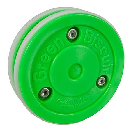 Green Biscuit Pro Puck von vorne