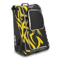 Bild zu Produkt - Eishockeytasche Grit HTFX senior gelb & schwarz