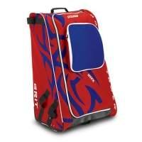 Bild zu Produkt - Grit Eishockeytasche Junior - rot & blau