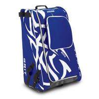 Bild zu Produkt - Grit Eishockeytasche senior blau & weiss