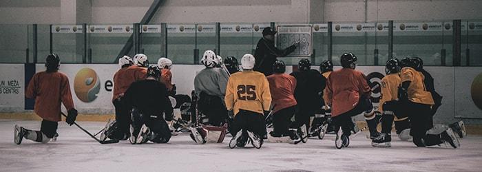 Eishockey Camp