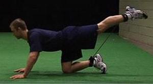Stabilisations-Training für den Rücken